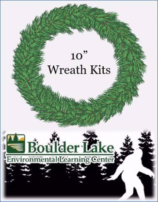 "Picture of 10"" Wreath Kit"